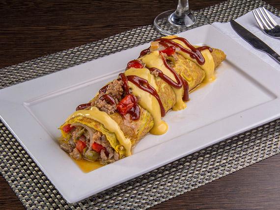 Omelette Custom
