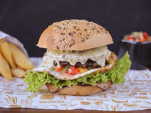Criolla Burger