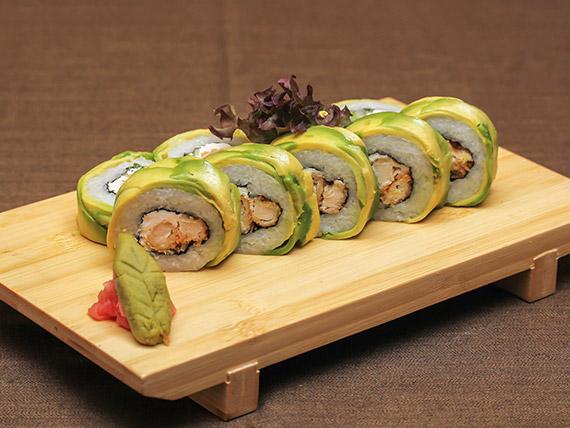 020 - Avocado chicken roll (9 piezas)