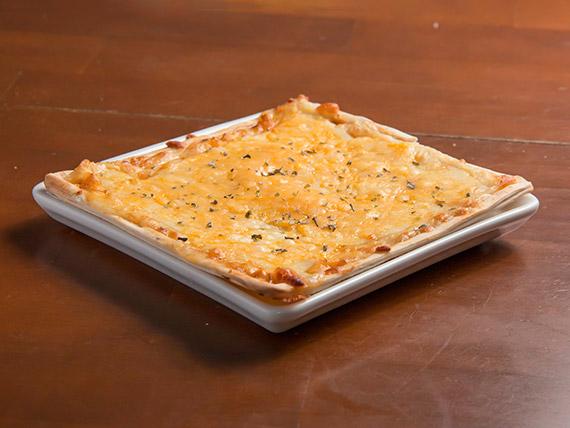 Pizza cinco queijos