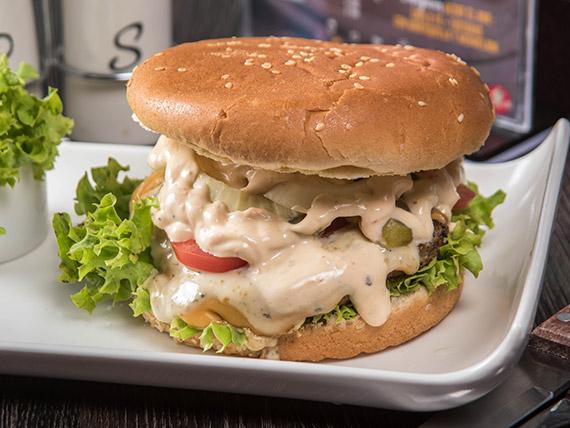 Burger La Creación
