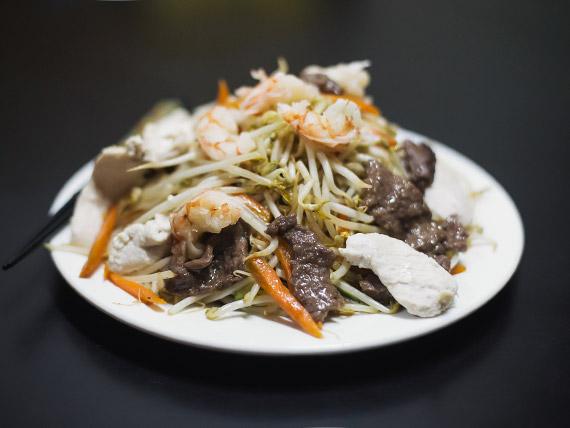 34 - Chop suey mixto