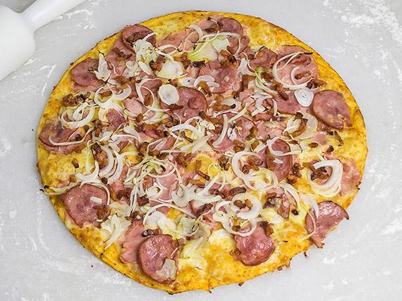 Pizza família (35 cm) carioquinha