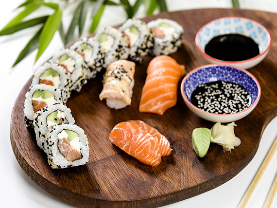 Combo Mr Sushi - 13 piezas