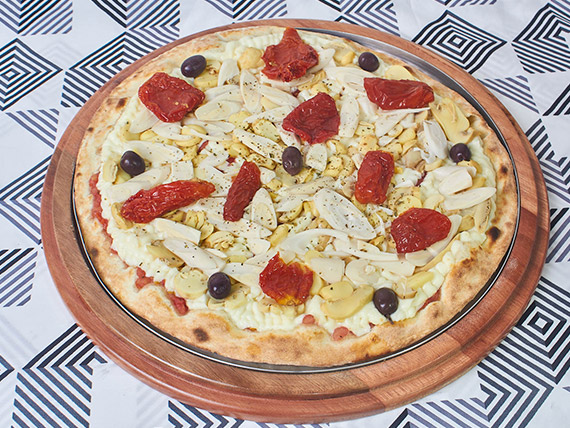 Pizza grande 51 - Francesa