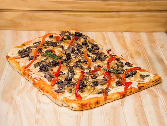 Pizza Sabbrina (8 porciones)