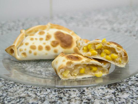 Empanada de choclo
