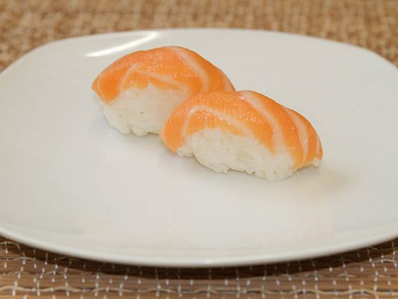 Sushi de salmão (unidade)