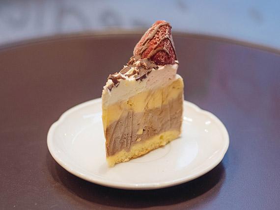 Torta helada (12 porciones)