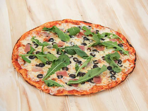 Pizza maldito amor mediana