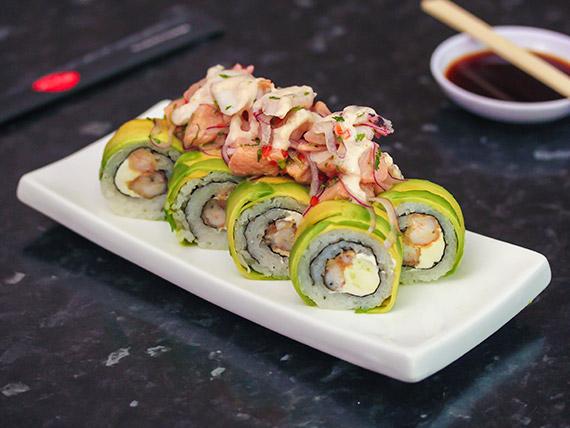 184 - Ceviche Roll