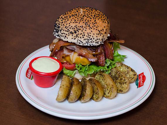 Hambúrguer - huge & tasty