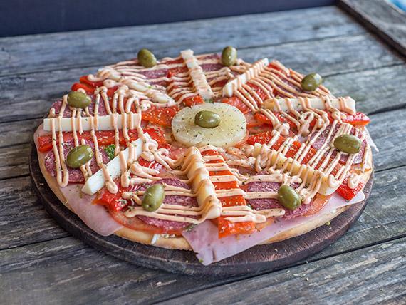 Pizza especial Vicky