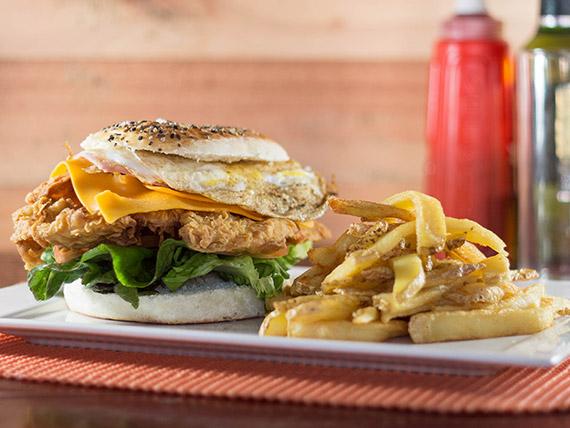 Burger Madero