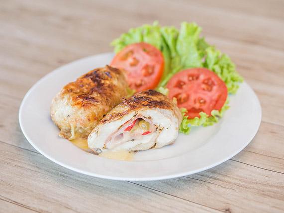 Pamplona de pollo