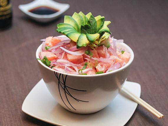 52 - Ceviche salmón