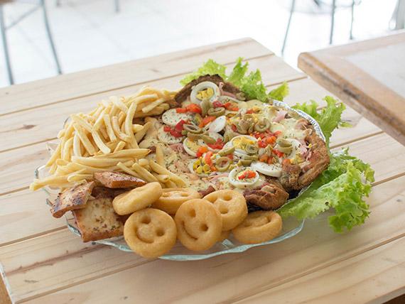 2 - Pizzanesa especial II
