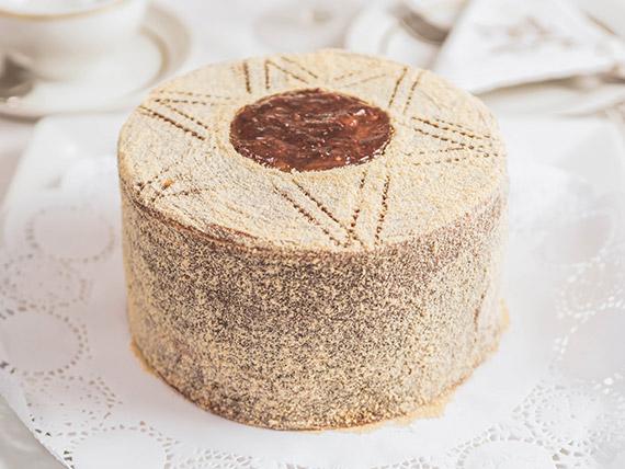 Torta milhojas para diabéticos 0% azúcar (20 porciones)