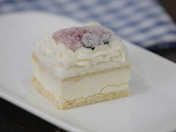 Postre cheesecake (individual)