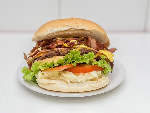 15 - Sanduíche komilão