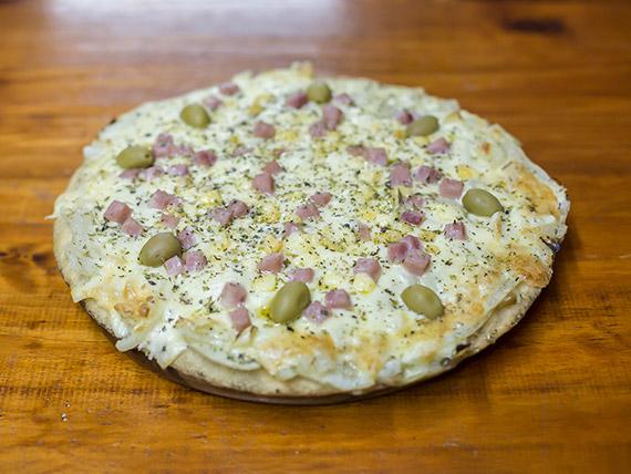 Pizza súper fugazzeta