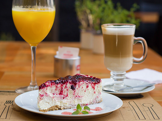 Desayuno o Merienda - Emperatriz