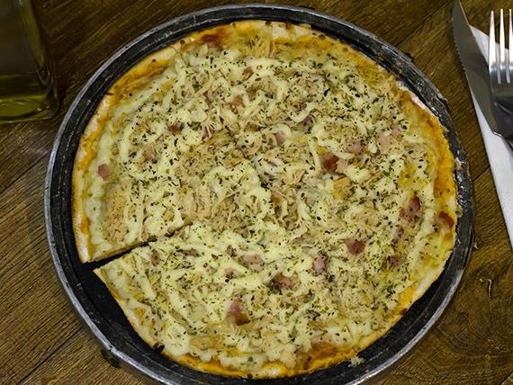 01 - Pizza média 9Ora
