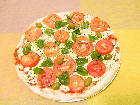 Pizza napolitana (para hornear)