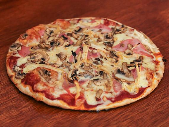 Pizza Máxima Alfredo