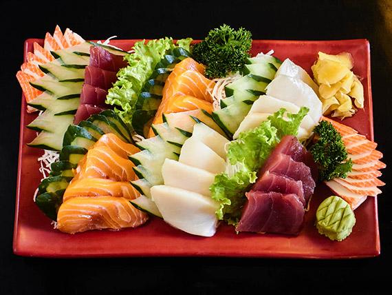 Sashimi especial (2 pessoas)
