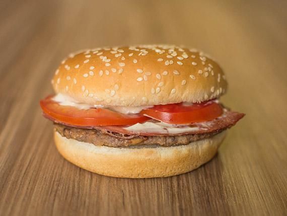 Hambúrguer baratíssimo