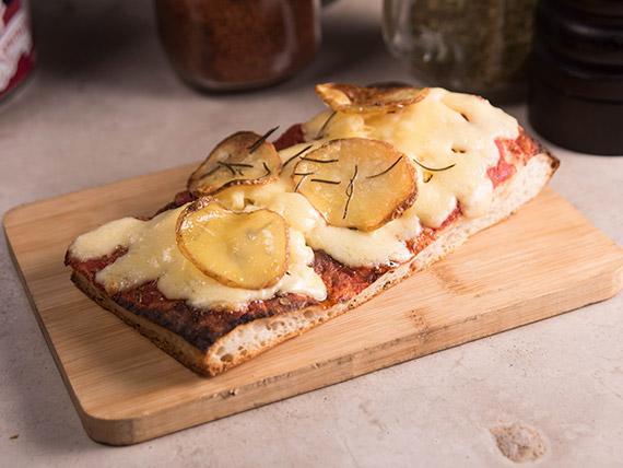 Pizza - Capo papas al romero