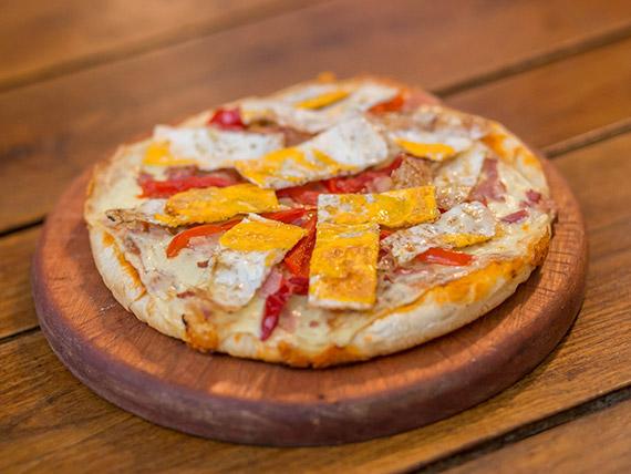 Pizza sevilla