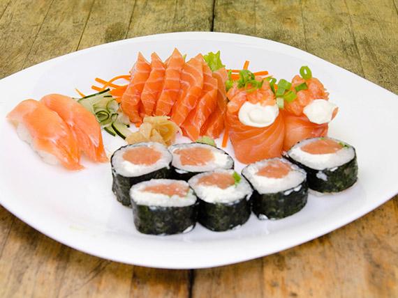 Combo sushi jyo (15 peças)