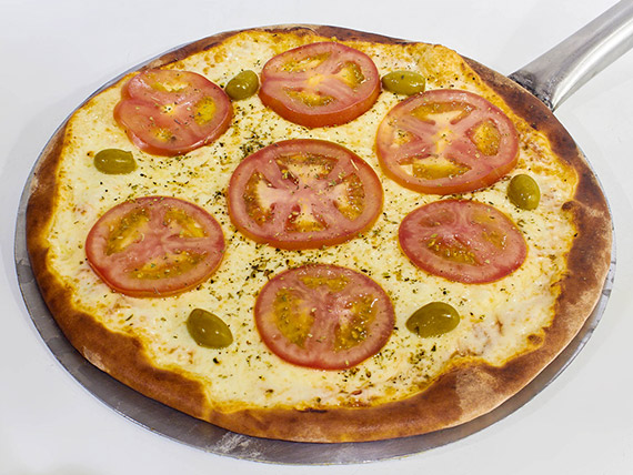 36 - Pizza mussarela