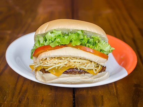 03 - X burger