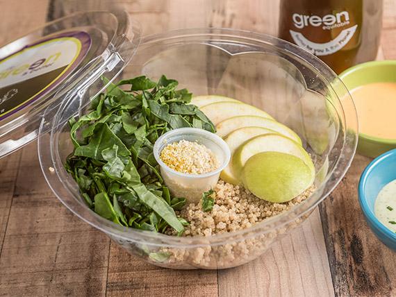 3 - Green quinoa salad