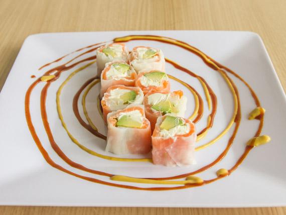 Golden Fuji roll