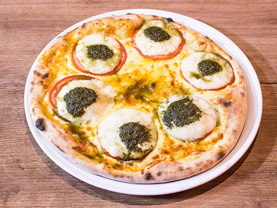 429 - Pizza caprese