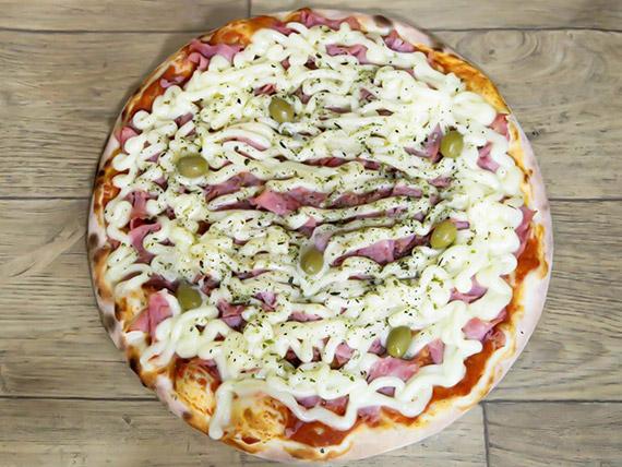 42 - Pizza lombo