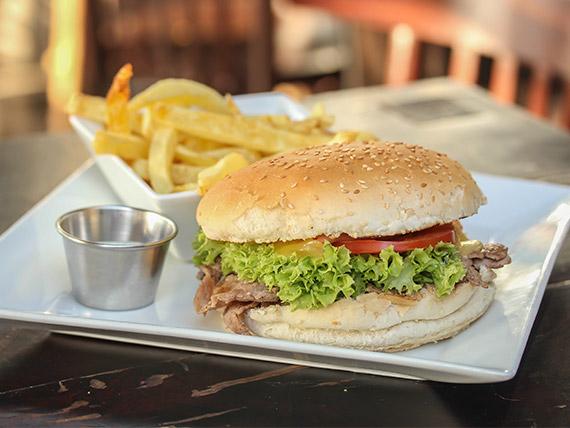 Sándwich super Teclados