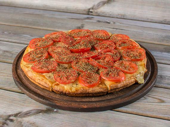 Pizza napolitana al molde