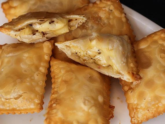 Empanada mini queso