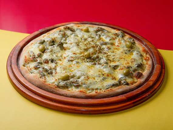Pizza escarola