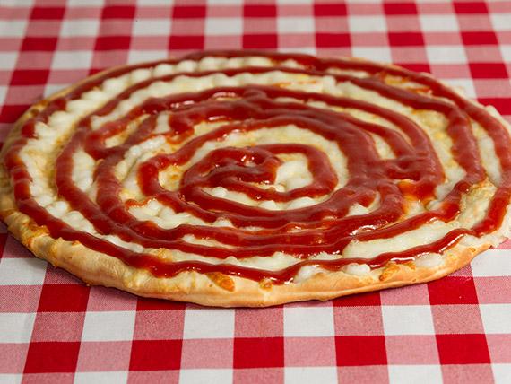 Pizza média (35 cm) Romeu e Julieta