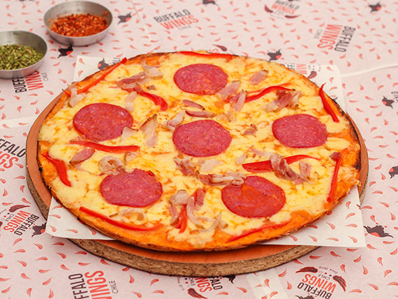 Pizza la chanchita