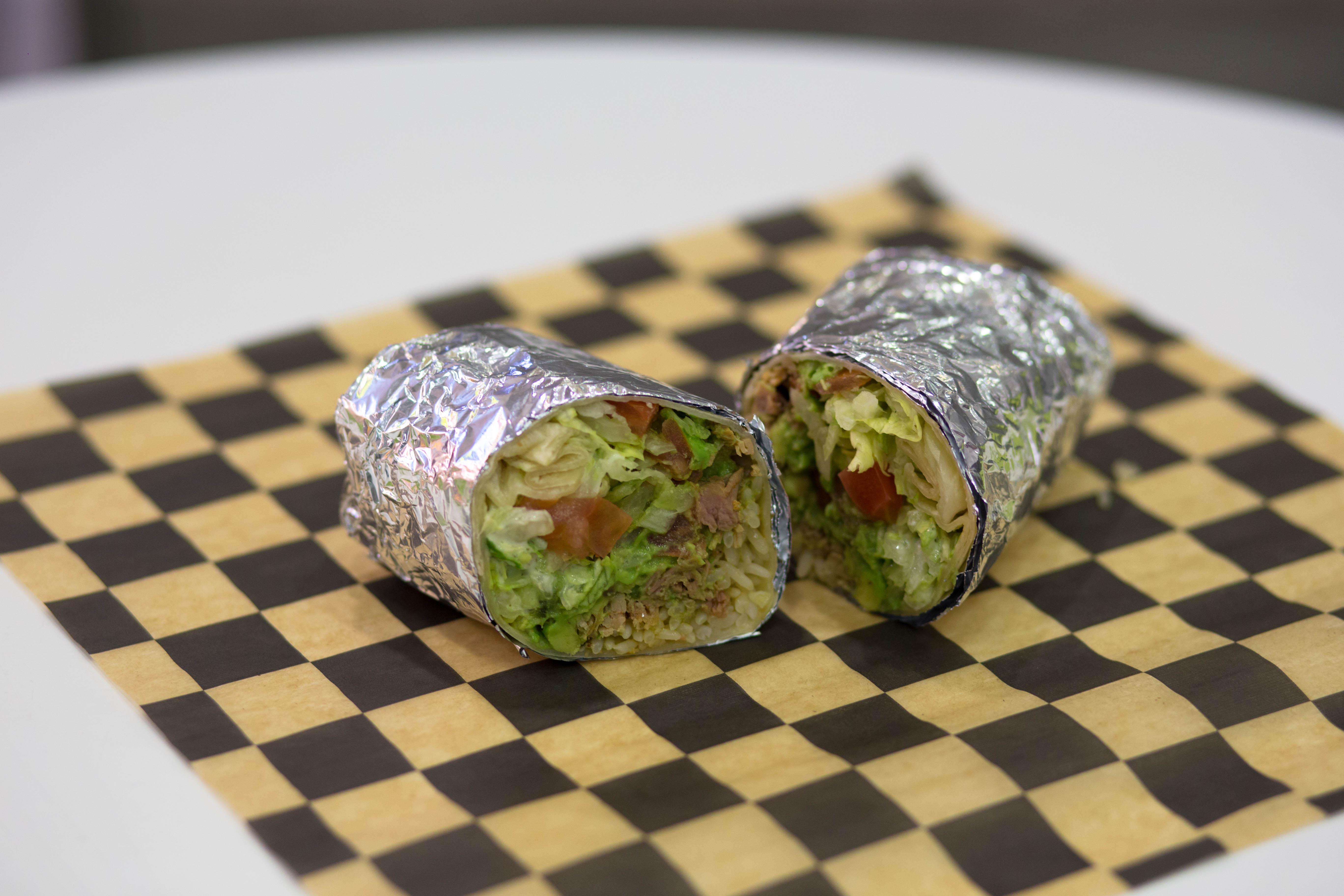 Burrito de costillar