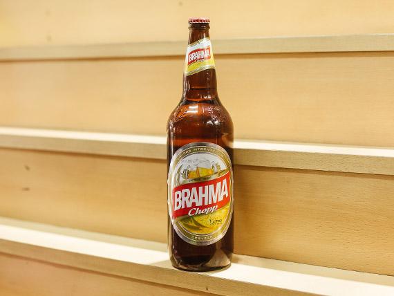 Cerveza Brahma 1 L retornable