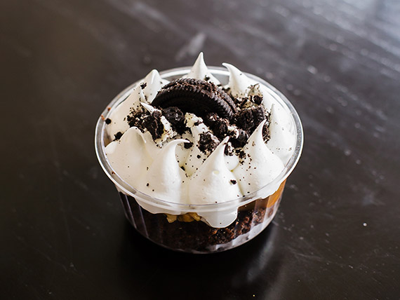 Mini torta - Brownie oreo