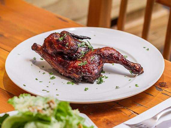 Porção Pulp Chicken (1/2 galeto)